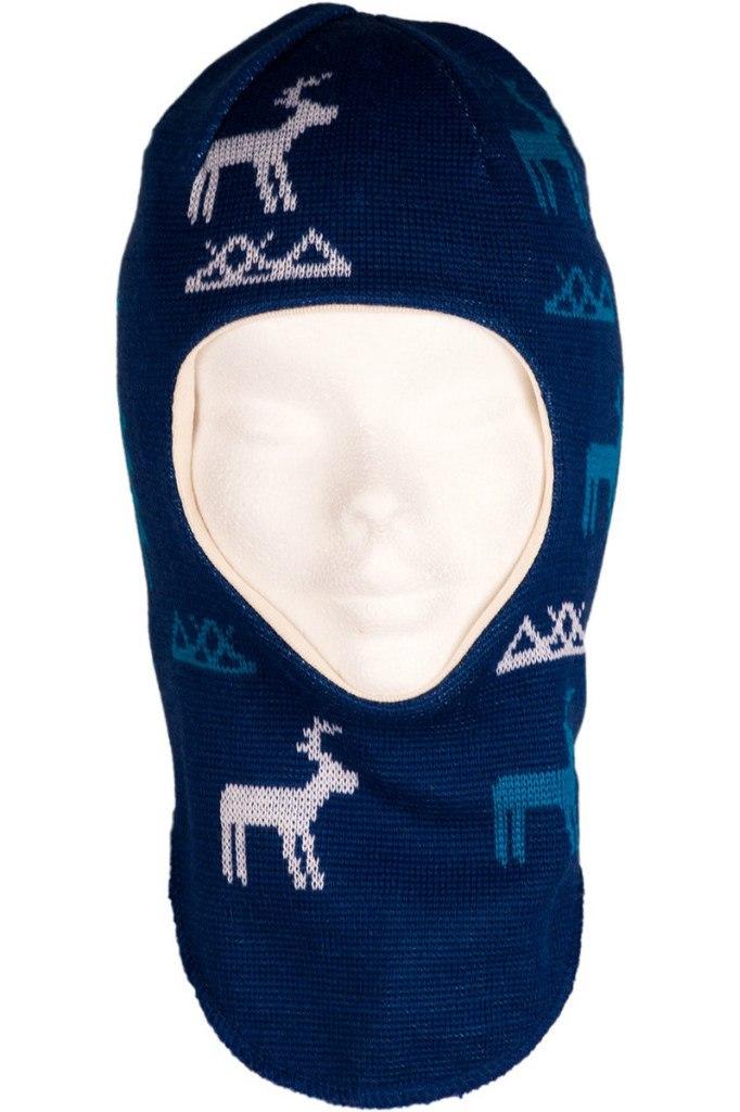 Шлем LAPPI KIDS TAIGA синий, серый